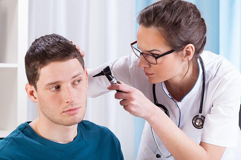 patient och läkare